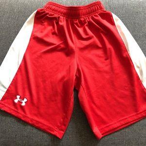 Under Armour boys shorts Sz S